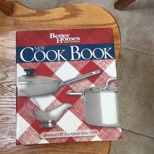 Better Homes Gardens Cook Book Binder Vintage
